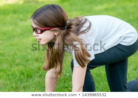 Sports goggles Stock photo © pressmaster