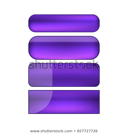 Purple button Stock photo © tang90246