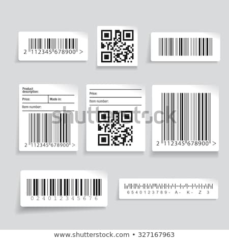Price on barcode Stock photo © fuzzbones0