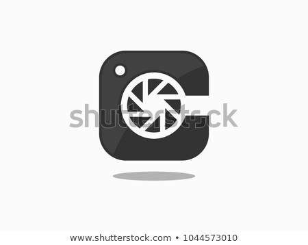 A letter C for camera Stock photo © bluering