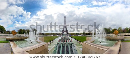 Trocadero, Paris stock photo © smartin69
