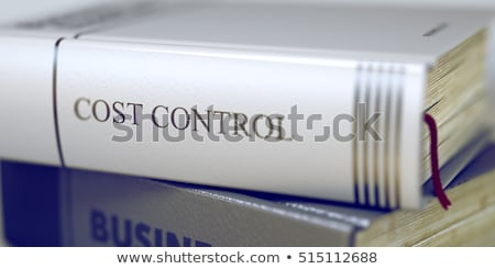 Book Title of Inventory Management. 3D. Stock photo © tashatuvango