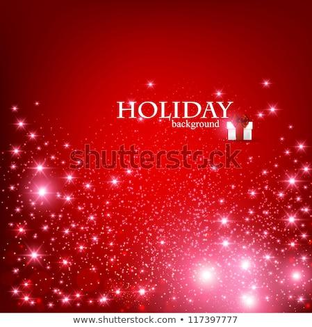 christmas · nowego · rok · środowisk · wiry - zdjęcia stock © cammep