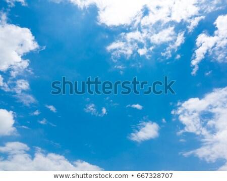 синий лазурный белый звезды счастливым аннотация Сток-фото © marinini