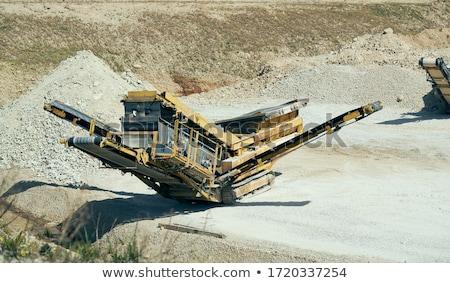 Quarry Stock photo © alexeys