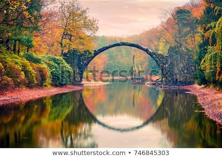 Pont du diable Stock photo © cynoclub