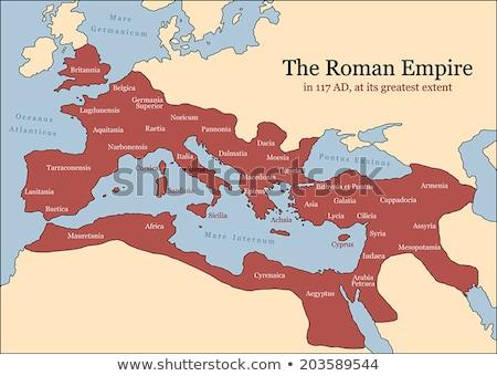 Rome empire Stock photo © ajlber