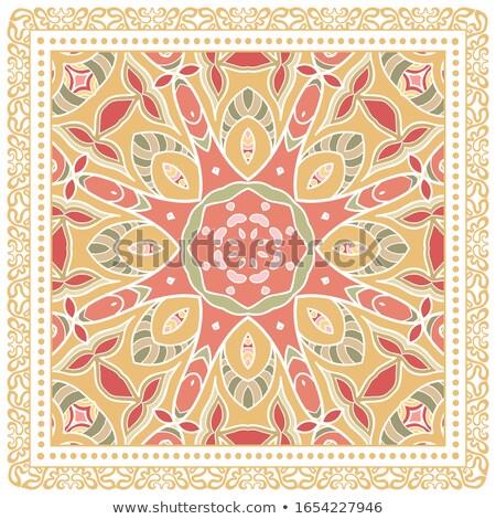 Colorful Shawls Stock photo © rhamm