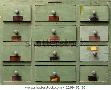 edad · puerta · floral · ornamento · calle - foto stock © smuki
