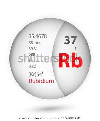 nikotyna · chemicznych · wzoru · nauki · symbol · elementy - zdjęcia stock © zerbor