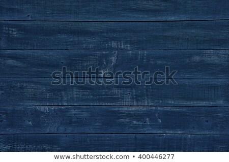 Blue table decorations Stock photo © pixpack