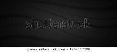 黑色 絲綢 波浪 向量 設計 背景 商業照片 © saicle