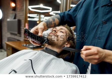 男 髪 美容院 女性 美 業界 ストックフォト © wavebreak_media