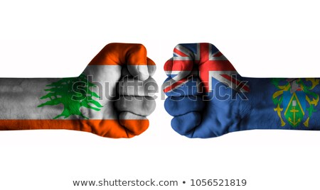 Germany and Pitcairn Islands Flags  Stock photo © Istanbul2009