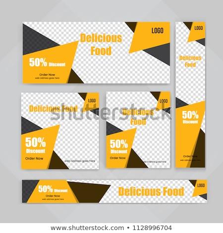 chef · camarero · formato · eps · 10 · negocios - foto stock © netkov1