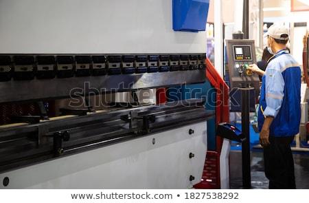 Foto stock: Die Manufacturing
