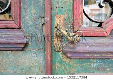 鋼 中世 バー 古い 金属 歴史的 ストックフォト © Gbuglok