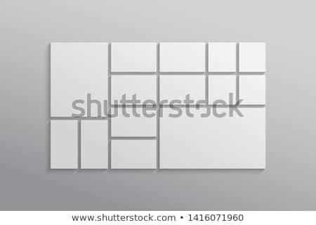 Fal 14 textúra kő építészet hátterek Stock fotó © LianeM