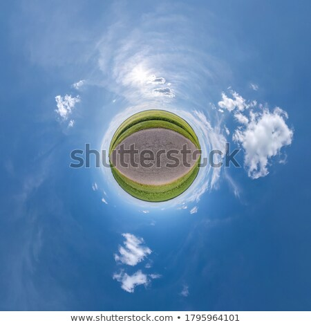 Little Planet Stock photo © Kirill_M