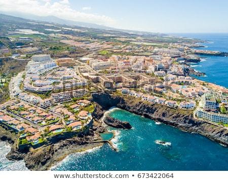 Tenerife ilha Espanha europa céu natureza Foto stock © haraldmuc