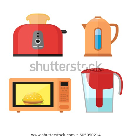 caffè · preparazione · acqua · cucina · shop · retro - foto d'archivio © trikona