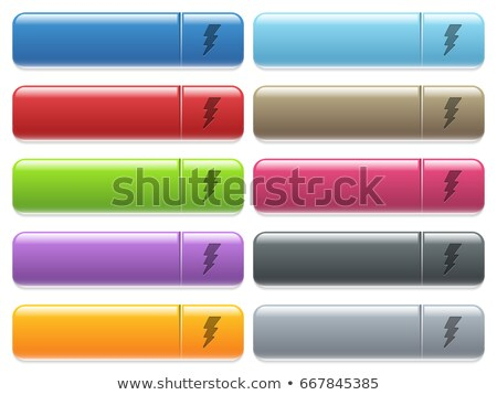 Available Pink Vector Button Icon Stock photo © rizwanali3d