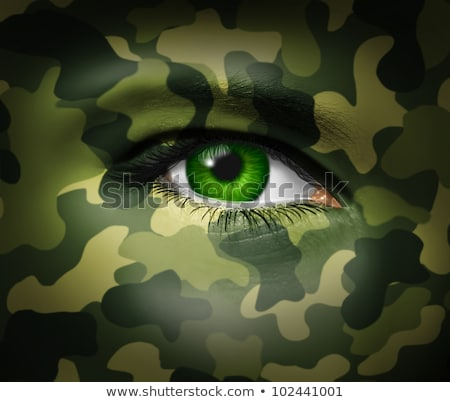 Armed Conflict Represents Military Conflicts And Battle Stock photo © stuartmiles