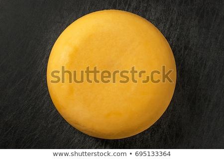 Wheels of cheese Stock photo © Hofmeester