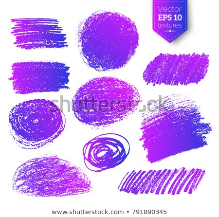 Collection of ultraviolet pencil hatching  Stock photo © Sonya_illustrations