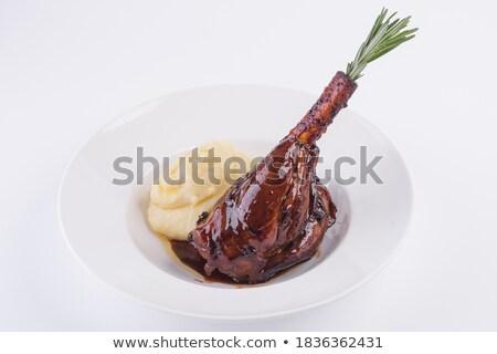 confit duck legs stock photo © grafvision