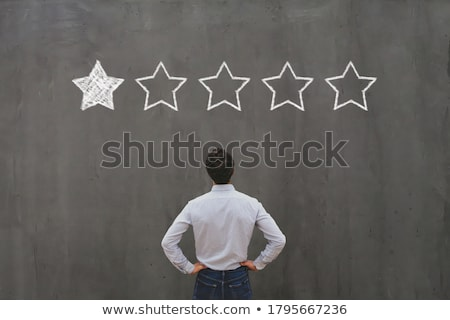 Angry consumer. Customer dissatisfaction concept. Stock photo © olivier_le_moal