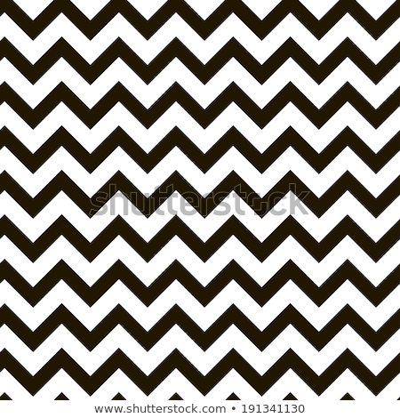 Wektora bezszwowy geometryczny wzór monochromatyczny falisty linie Zdjęcia stock © samolevsky
