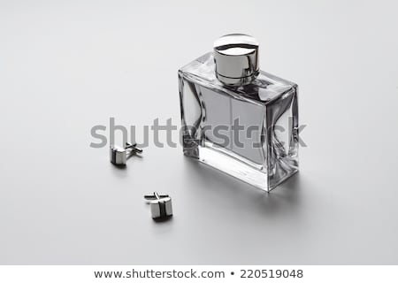 Man with aftershave cologne perfume Stock photo © lovleah