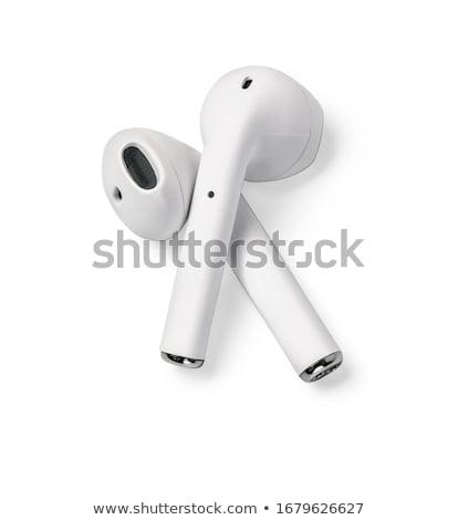 Isolated objects: earbuds Stock photo © Dizski