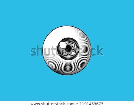 Eyeball Stock photo © carbouval