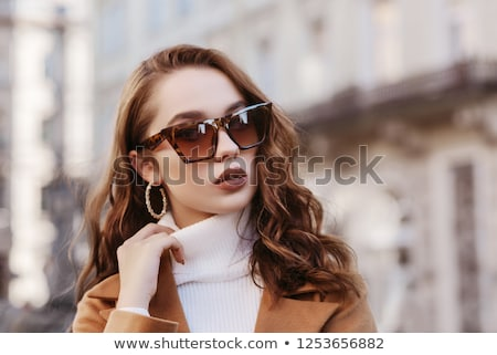 Stock photo: Woman With Hoop