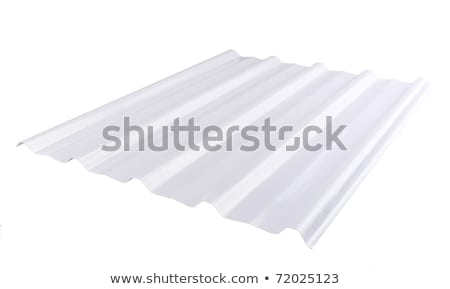 Translucent roofing sheet makes your ceiling and room more brigh Stock photo © JohnKasawa