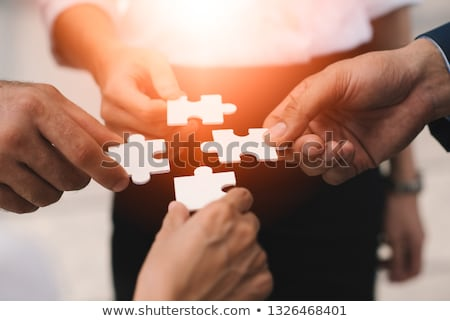 organization and leadership stock photo © lightsource