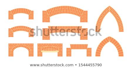 Brick Gateway Stock photo © rghenry