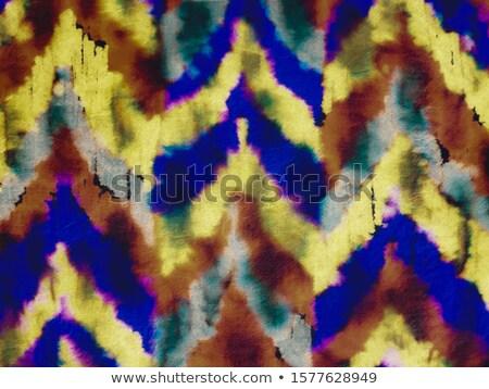 Muster hellblau Überlieferung Kleidung Wand Papier Stock foto © vichie81
