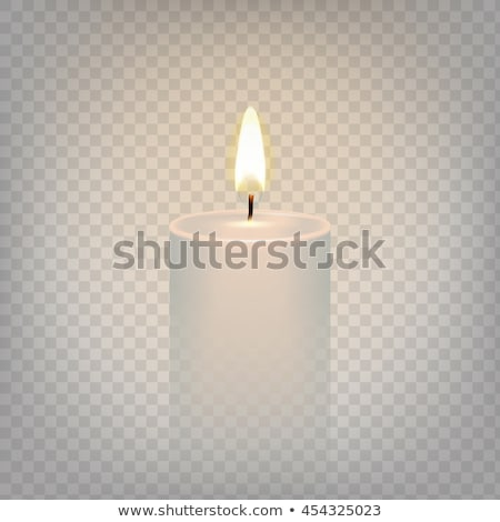 Amarelo isqueiro isolado branco fogo fundo Foto stock © jarin13