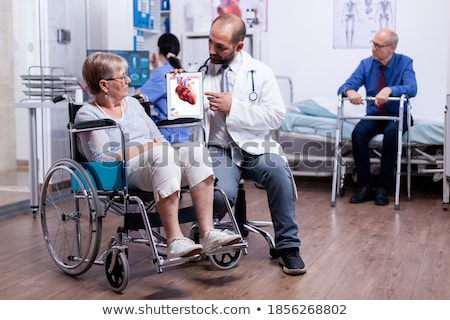 Artery Disease Frame Stock photo © Lightsource