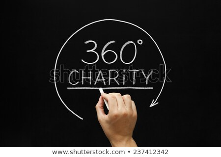 Charity 360 Degrees Concept  Stock photo © ivelin