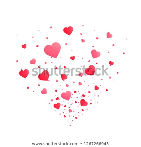 love heart flow stock photo © nicemonkey