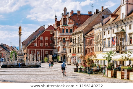 Maribor, Slovenia Stock photo © joyr