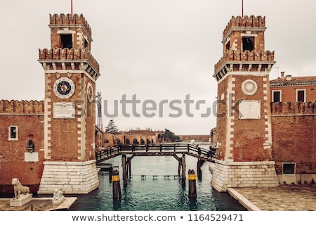 Венеция привлечение центральный воды город Сток-фото © twindesigner