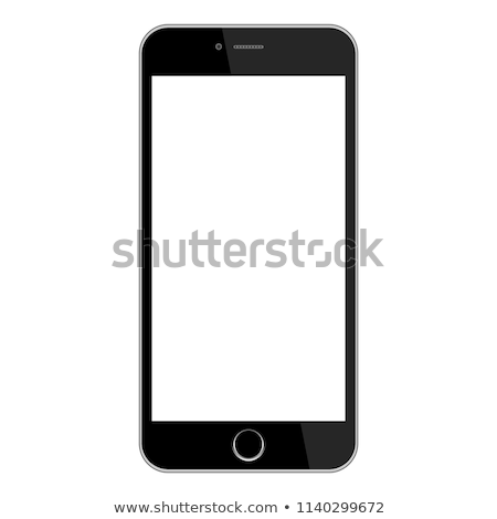 Touch Screen Smart Phone Stock photo © marilyna