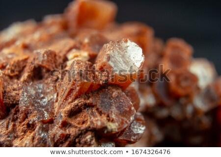 aragonite mineral aragonite mineral texture Stock photo © jonnysek
