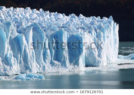 glacier detail Stock photo © prill