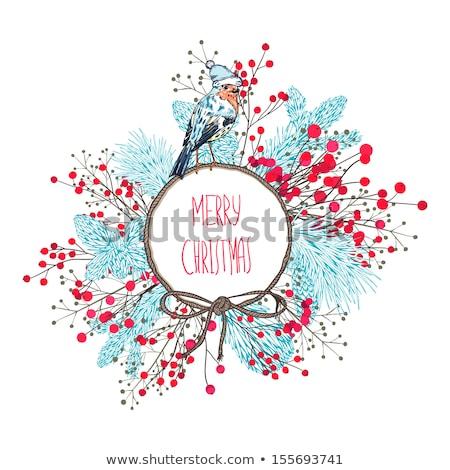 simples · vetor · vermelho · ilustração · dom - foto stock © beaubelle